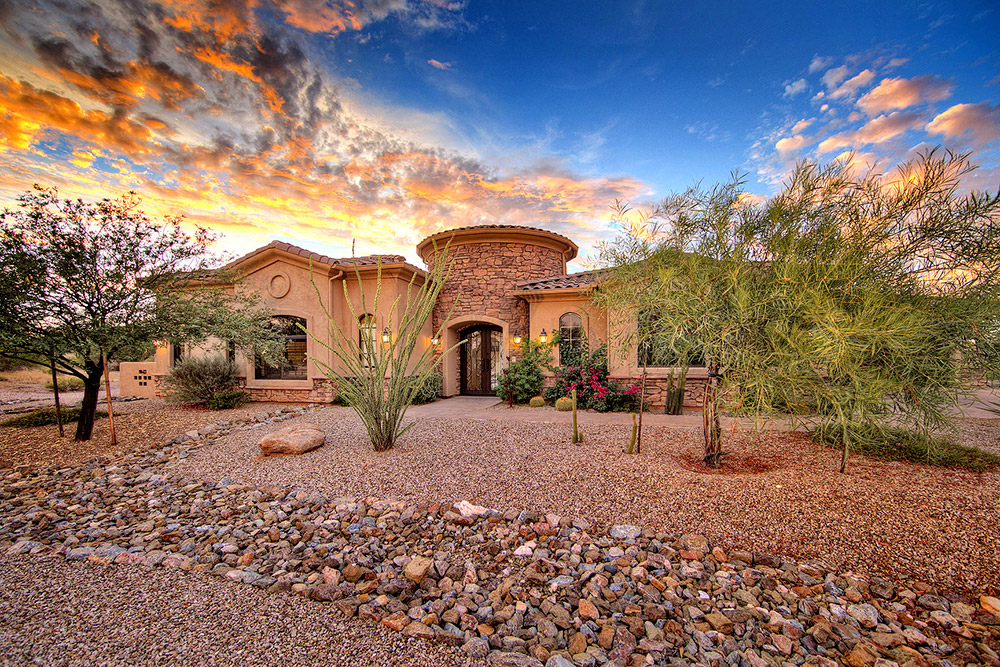 North Scottsdale Homes