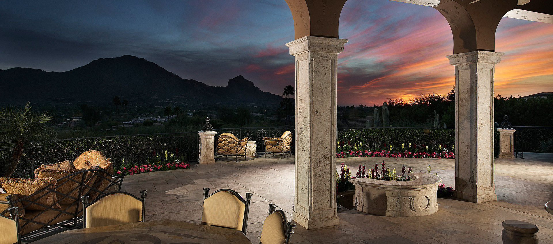 Exclusive Listing in Paradise Valley with views of Camelback Mountain | $5.2m | Joyce Lynch 602-722-1668